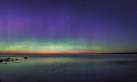 Where to see the Northern Lights in Sweden