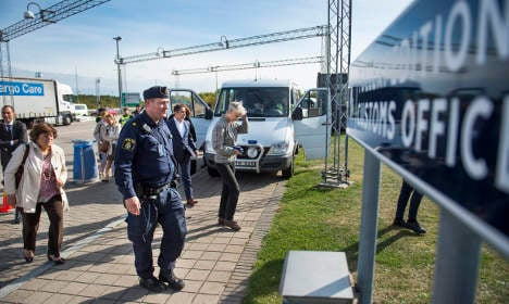 Could Sweden's border controls soon be lifted?