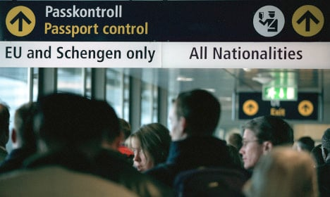 Here's where Sweden's foreigners come from