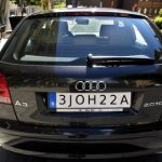 Man's 'offensive' number plate banned in Sweden