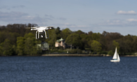 Why businesses are worried about Sweden's drone ban