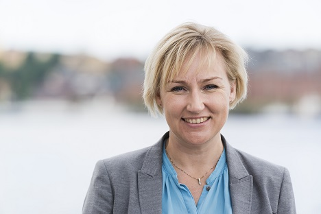 Meet Sweden's Minister of Higher Education and Research