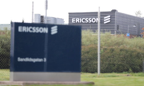 Ericsson to cut up to 4,000 jobs in Sweden: report