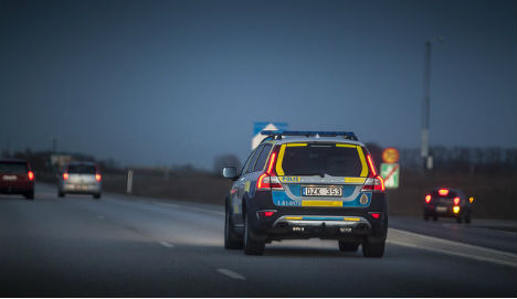 Stockholm cops red-faced as drunk drives off in their car