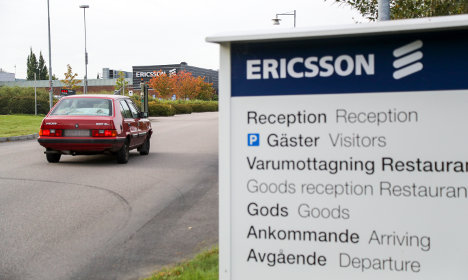 Ericsson confirms plans to cut thousands of jobs in Sweden