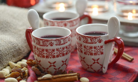 Swedes up in arms over EU Christmas glögg 'ban'