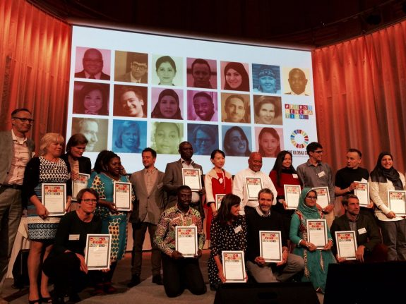 Young global leaders gather in Stockholm to change the world