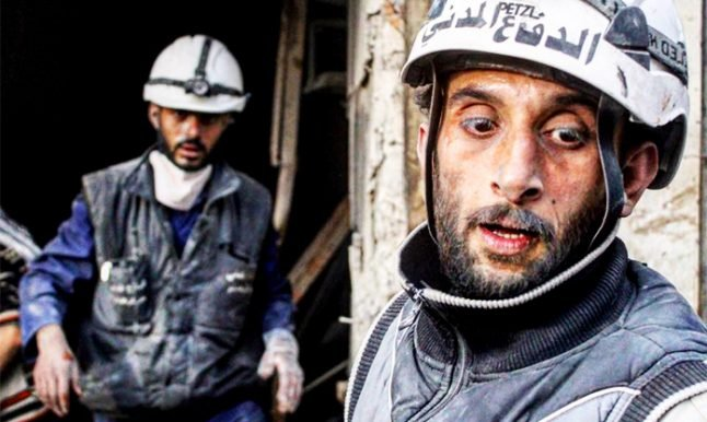 Syria's White Helmets: The Nobel Peace Prize would have meant a lot, but pulling a child from rubble is the greatest reward