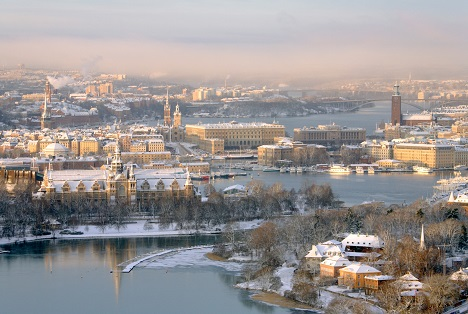 How Stockholm's cold climate boosts creativity