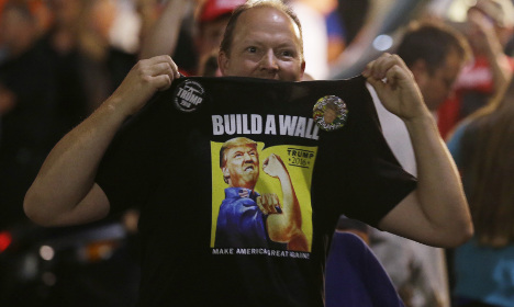 What Mexicans in Sweden think of Donald Trump
