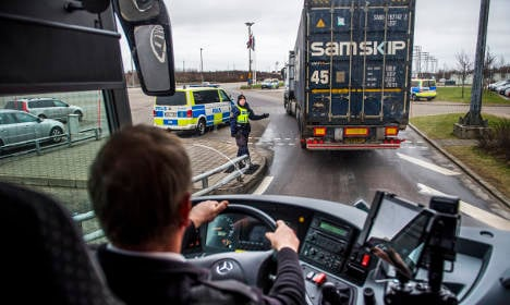 Sweden's border controls criticized by state watchdog