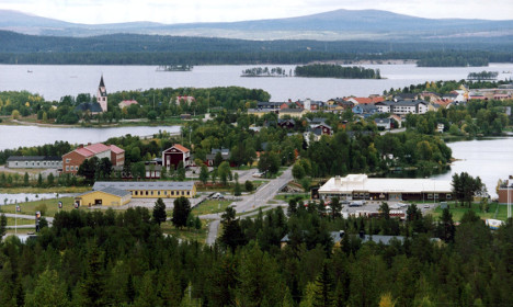This Swedish town could be the first with Sami street signs