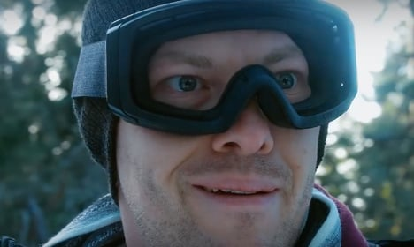 'Natural Reality' glasses video mocks tech-obsessed Swedes