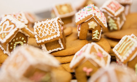 How to make a Swedish gingerbread house