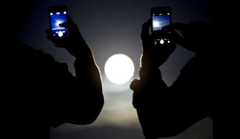 Will Sweden's supermoon be shrouded in clouds?