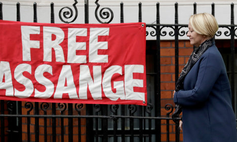 Assange questioning ends after two days