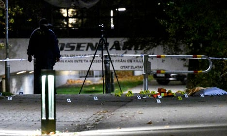 Young man dies after multiple shootings in Malmö
