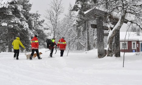 Sweden set for more snow… and it's only just begun