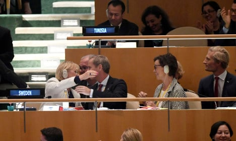 How Sweden negotiated a seat on the UN Security Council