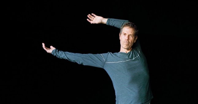 Life lessons from a dancer: Ohad Naharin