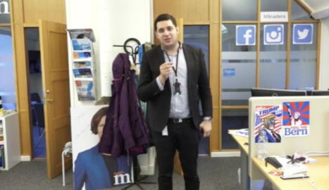 Swedish 'whore video' politician makes an apology