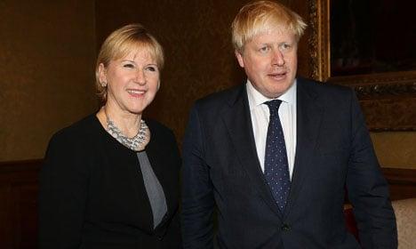 Swedish Foreign Minister: Brexit  'somewhat chaotic'