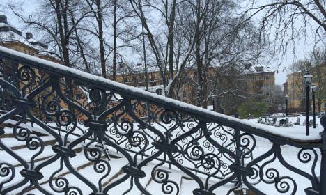 Winter? This isn't winter, Sweden says
