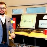 This refugee wasn't even looking for a job – now he works for Renault