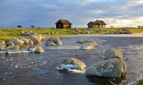 These are Sweden's ten most beautiful places