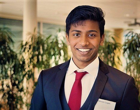 Maiuran Loganathan: 'We need to create solutions for our own future'