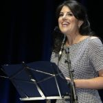 Why Monica Lewinsky is in Sweden right now