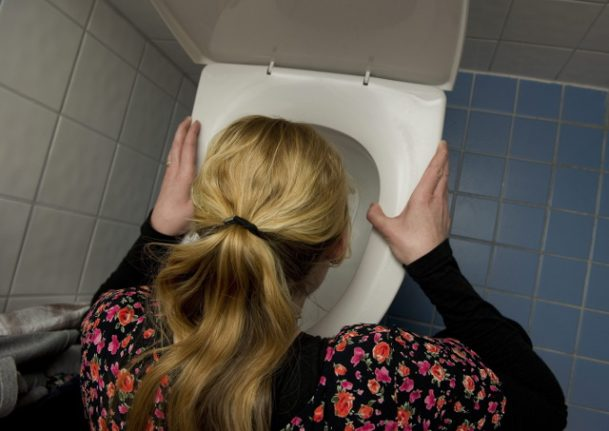 Watch out for wave of diarrhoea in Sweden this Christmas