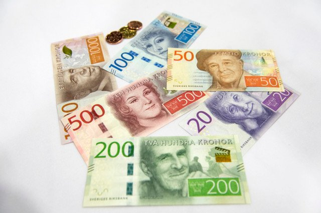 Sweden's record-low interest rate continues