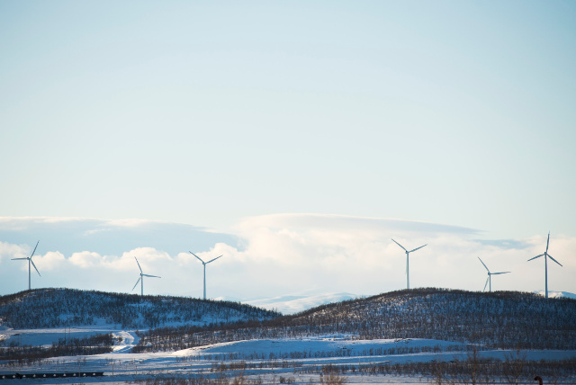 Sweden just broke its wind power record by half a million kWh