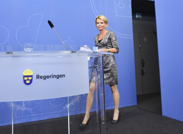 Sweden presents new national gender equality authority