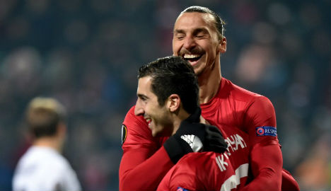 Team-player Zlatan: 'When I set up a goal, it's as if I scored myself'