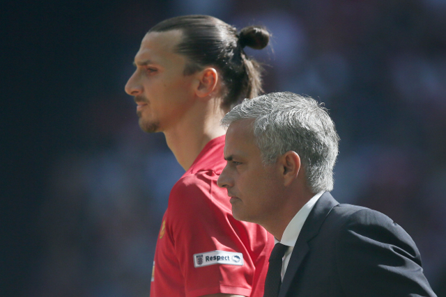 Zlatan is the only one: Mourinho