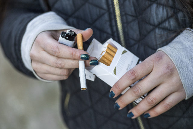 Sweden has the fewest smokers in Europe: EU report