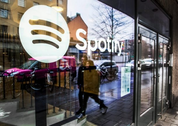 Spotify staff could lose work permits: report