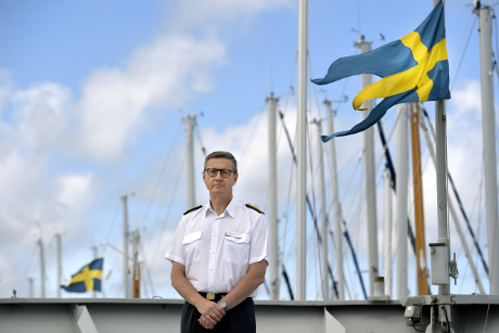 Russia biggest source of cyberattacks on Sweden: Intelligence head