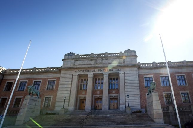 9 things you miss about the University of Gothenburg