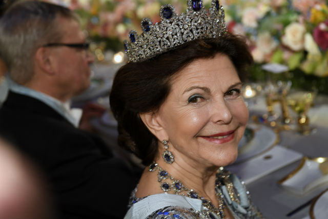 Sweden's Queen Silvia home again after two nights in hospital