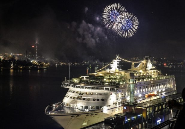 The best places to celebrate New Year in Sweden