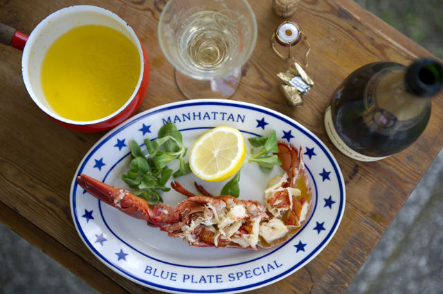 Recipe: How to cook a New Year's lobster, Swedish style