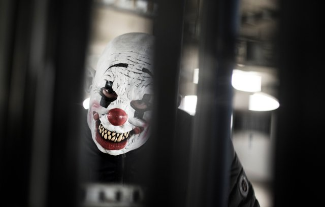 Swedish district court convicts knife-wielding 'creepy clown'