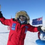 Swede smashes world record for South Pole ski trip