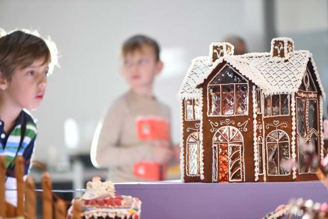 In pictures: 12 totally Swedish Christmas gingerbread houses