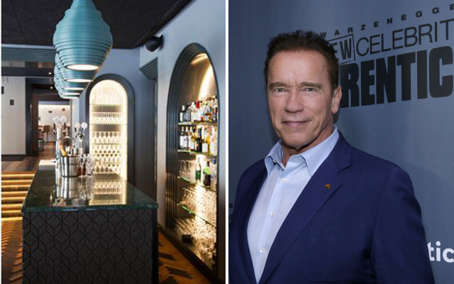 Arnold Schwarzenegger just visited this Swedish restaurant