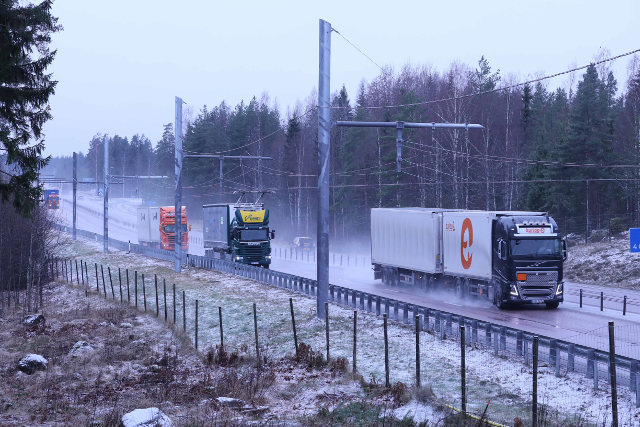 Has Sweden invented the road of the future? How the world's first electric highway works