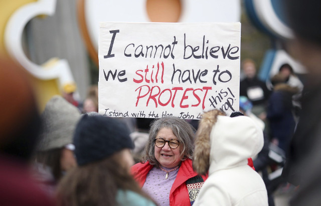 Why Stockholmers will join over a million in the Women's March